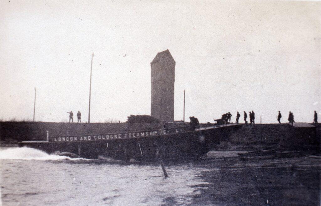 Pompgebouw voor WW2